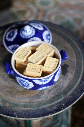 Cookies in Hoi An Temple