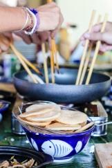 Fried Shrimp Chips in Hoi An